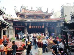 Tianhou Temple, Lugang